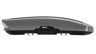 Thule Motion XT XL 6298 видео