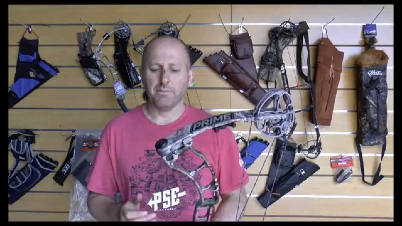 G5 Prime Alloy Compound Bow Review Youtube