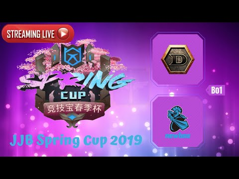 [Streamed] Day 2 / JJB Spring Cup 2019  / Dota 2 Live thumbnail