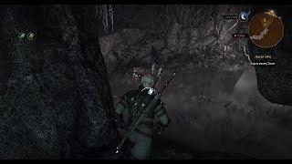 Попытка Геральтом убить ведьм вместо Цири The Witcher 3:Wild Hunt