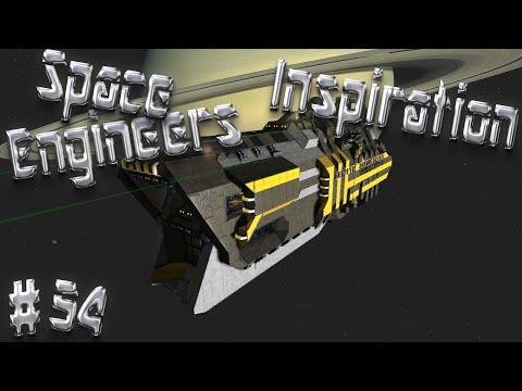 Space Engineers Inspiration - Episode 54: Thunderbolt, SPRAYER, & ZI Mule