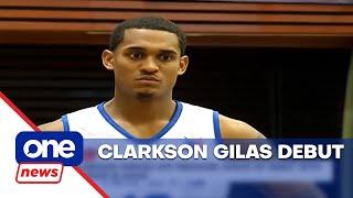 Jordan Clarkson set to debut for PH basketball team