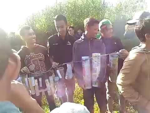 Balon Ambrol Dusun Gedangan HEBOH!!!