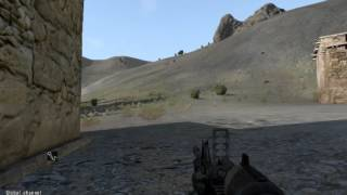 Arma 2 Multiplayer Gameplay! [Game Sound]