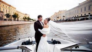 Заказать теплоход на свадьбу. Красивые свадьбы на теплоходе в Москве.