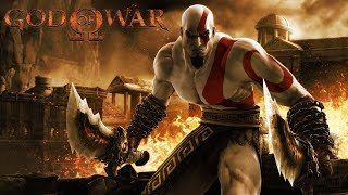 GOD OF WAR 1 - SPEEDRUN VERY HARD EM 3:54:43