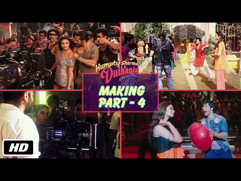 The Making of Humpty Sharma Ki Dulhania - Part 4