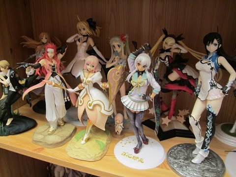MA COLLECTION DE FIGURINES MANGA