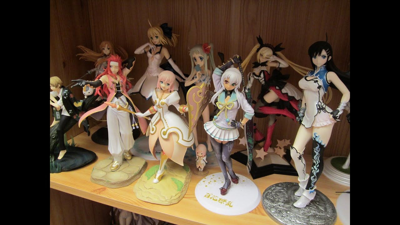 figurine manga collection
