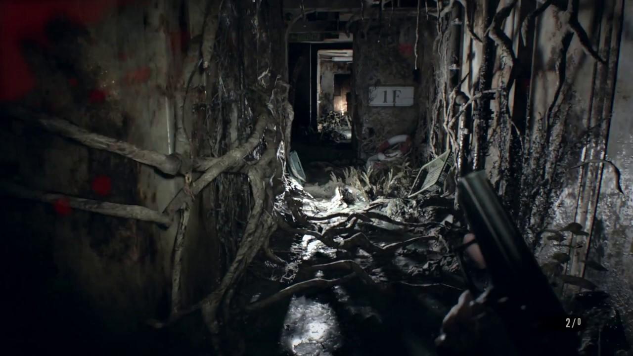 Resident Evil 7 Wrecked Ship Mpm Handgun Location Save Room 4