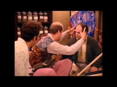 Seinfeld - The Heart Attack (Holistic Healer Scene)
