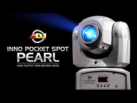 ADJ Inno Pocket Spot Pearl