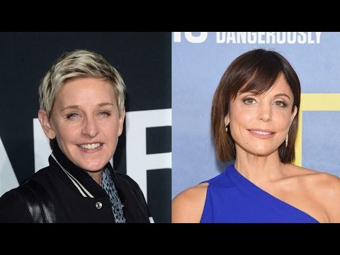 Bethenny Frankel says Ellen DeGeneres gave her the best life advice