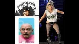 """Negropolis Elizabeth Vernaci y Ronnie Arias Pre-show River """"Lady gaga es una mamarracha"""""""