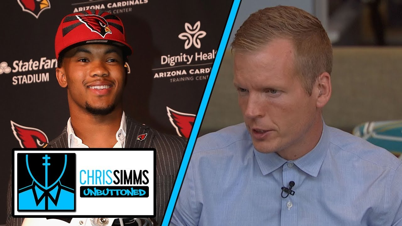 2019 NFL Draft 1st Round Recap | Chris Simms Unbuttoned | NBC Sports (Ep. 24 FULL)