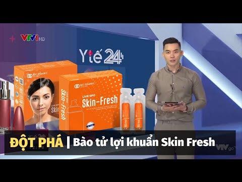 Xịt lợi khuẩn Skin Fresh mua ở đâu, có tốt không , giá bao nhiêu   Bào tử lợi khuẩn Skin Fresh