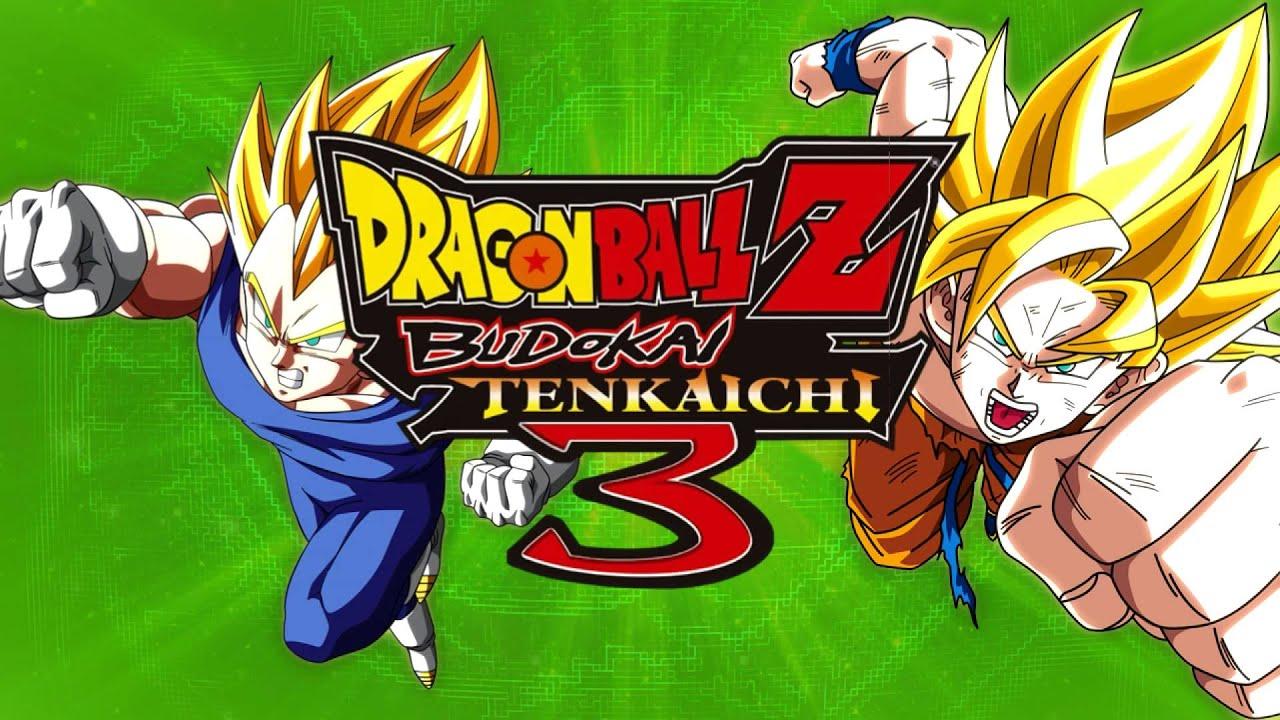Dragon Ball Z Bud Kai Tenkaichi 3 Edge Of Spirit