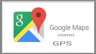 Como usar o Google Maps offline como GPS Free HD Video
