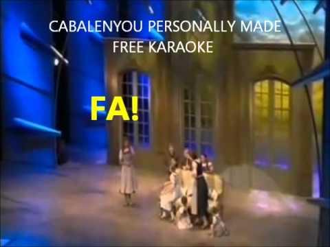 DO RE MI KARAOKE ( Free)