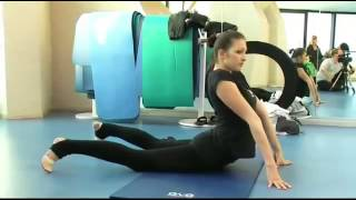 5 Обычная тренировка в художественной гимнастике  online video cutter com 5(, 2014-07-28T09:11:04.000Z)
