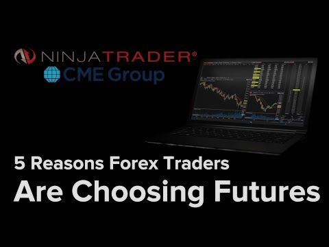 5 Reasons Forex Traders Are Choosing Futures
