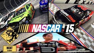 Vídeo NASCAR '15