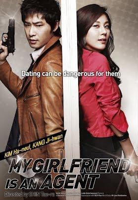 Sinopsis My Girlfriend Is An Agent : sinopsis, girlfriend, agent, Girlfriend, Agent, OFFICIAL, TRAILER, Ha-neul, Korean, Smith, YouTube