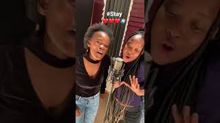 African acapella of #Stay by #justinbieber and #kidlaroi