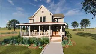 Architectural Designs Exclusive Farmhouse Plan 500036vv Virtual Tour