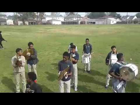 Livaudais Middle School Drum line