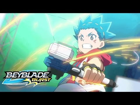 Beyblade Burst - Official Series Trailer