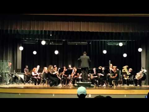 """Rejouiance"" Greer high school honor band 2016"