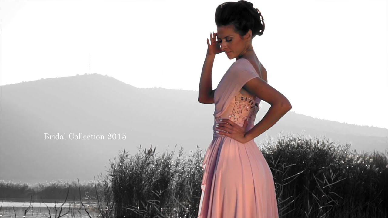 9e3ad07325b0 ALKMINI ATELIER - Μοναδικά Νυφικά & Φορέματα - YouTube