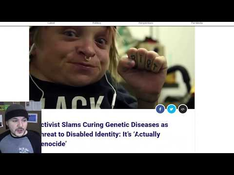Activists Say CURING DISEASE Is Now Offensive Ableism