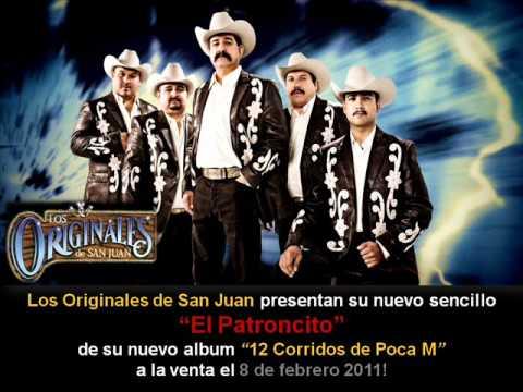 Los Originales de San Juan - El Patroncito