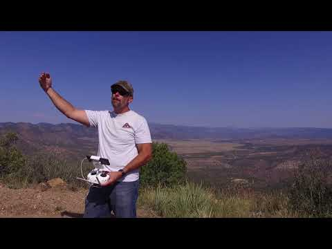 Drone Mapping For Minerals