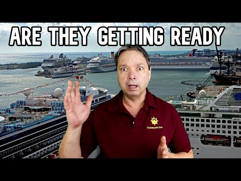 Florida Cruise Ports Crowded with Cruise Ships - Cruise Ship News