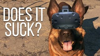 What s the deal with Fallout 4 VR