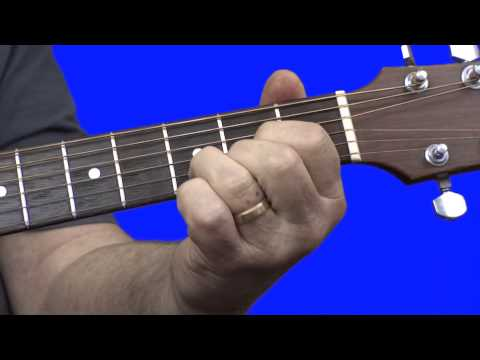 Guitar Chord Progressions - The