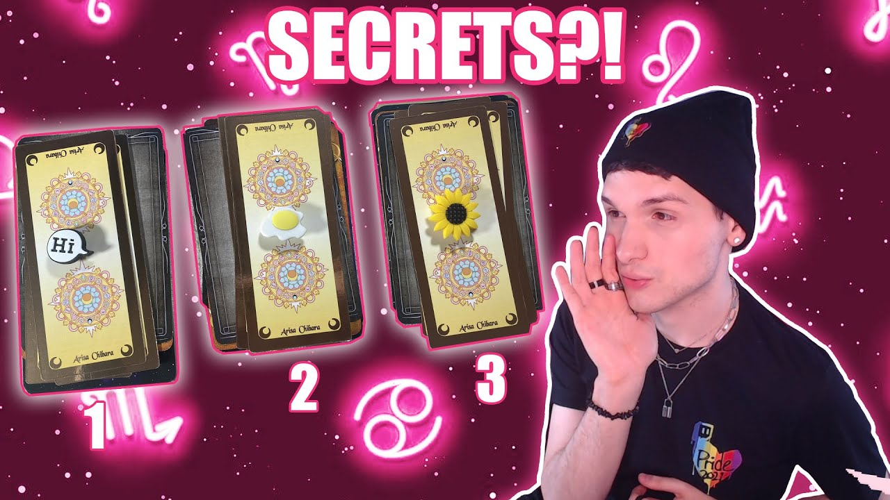 A Secret Someone's Keeping from You 🤫 PICK A CARD 🤫