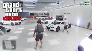 GTA 5 Online In 2013-2014