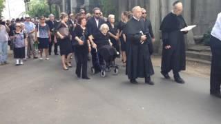 Somló Tamás temetés