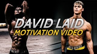 DAVID LAID 2018 - MOTIVATION VIDEO
