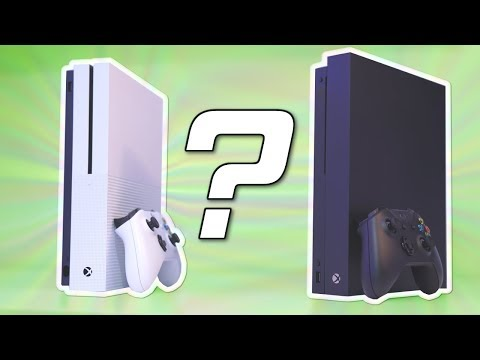 Xbox One X VS Xbox One S - Which Should You Buy? [4K]