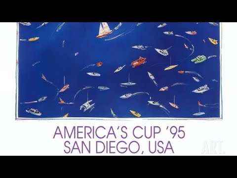 Americas Cup 1995 team nz vs young america 720p HD
