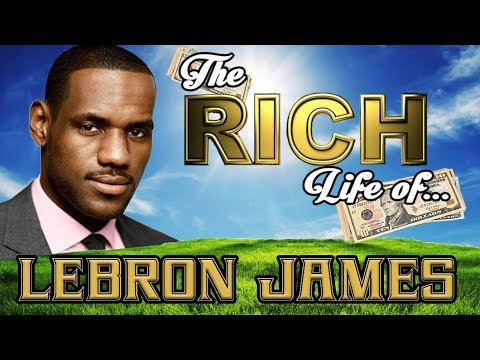 Thumbnail: LEBRON JAMES - The RICH Life - Net Worth 2017 FORBES