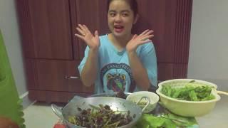 Ốc Bươu Sả Ớt - Gừng - Lá Chanh Siêu Cay - TiDi TV