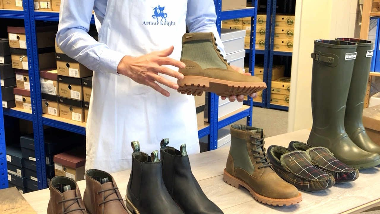 Barbour Shoes Review - Top 5 best