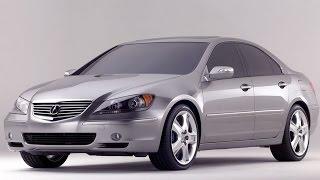 #24.Acura RL 2004 (Автоконцепт)