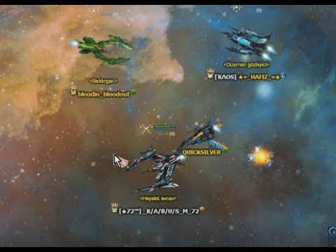 Darkorbit  Tr5  K/A/B/U/S_M_72 Başlangıç Savaşlar VS ler